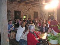 Die Möbelmacher auf der Grünen Lust in Pappenheim  vom 4.- 5. Juni 2005