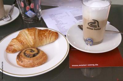 Nextperts Frühstück mit Mister Wong in München