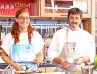 Grüne Lust in Anwanden 06 – Kochmarathon in der Massivholzküche macht Lust auf Kochen