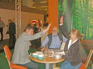 Möbelmesse Köln 07 – die Zeit war knapp