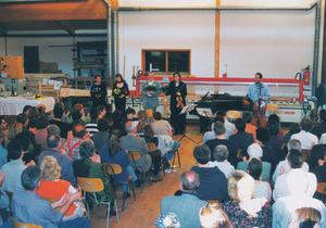 Ensemble Kontraste erhält den Kulturpreis der Friedrich-Baur-Stiftung