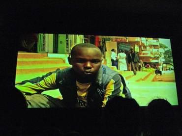 Kenias Straßenkinder im Fernsehen