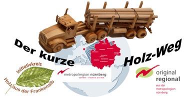 """Newsletter Nr.44: Einladung: """"Der kurze Holz-Weg"""" (führt nicht auf die Consumenta)"""