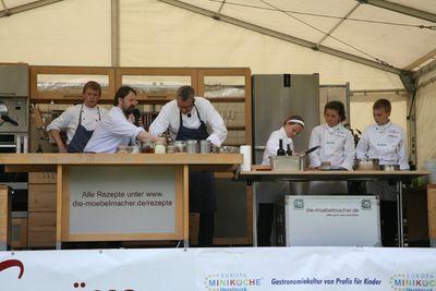 Salon der Genüsse 09 in Beilngries: Fulminanter Start mit Joachim Kaiser