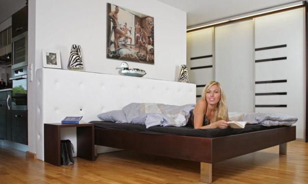 Die Möbelmacher auf der Consumenta 09: Ergonomischer Schlaf in heimischem Holz