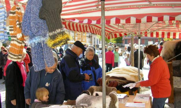 Tag der Regionen 2009 in Engelthal