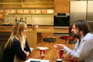 Interview über Bloggererfahrungen für Bachelor-Arbeit