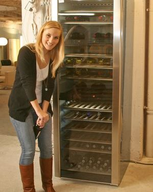 Miele Side-by-Side Kühlschrank und ein Wein-Temperierschrank im Sonderangebot von ROHBAU-exklusiv