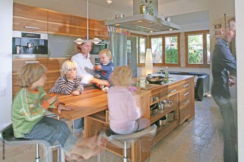 Der Küchengrundriss als pädagogische Aufgabe