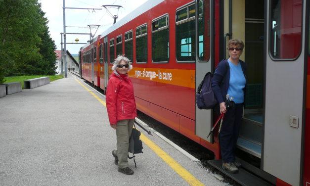 Nachhaltigkeit im südwestlichsten Zipfel des schweizerischen Jurahöhenzugs