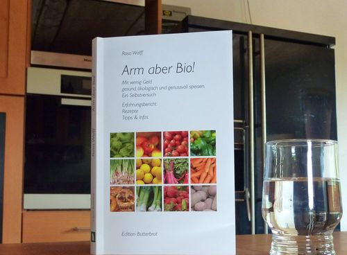 """Auf der BIOerleben: """"Arm aber Bio!"""" von Rosa Wolff"""