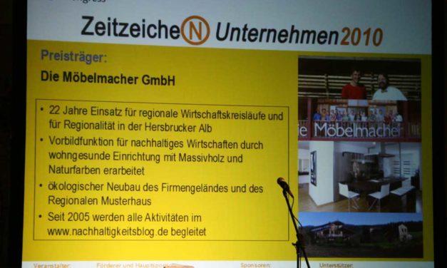 Die Broschüre zum Deutschen Lokalen Nachhaltigkeitspreis