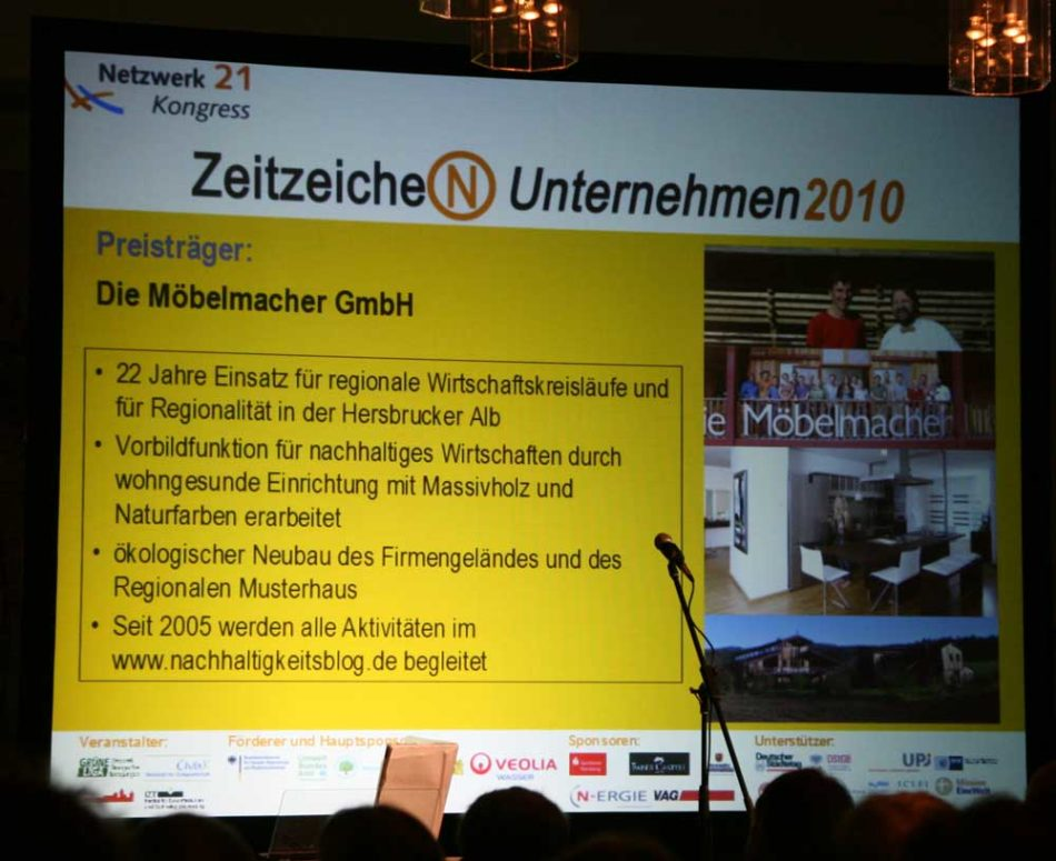 Die brosch re zum deutschen lokalen nachhaltigkeitspreis das nachhaltigkeitsblog der m belmacher - Die mobelmacher ...