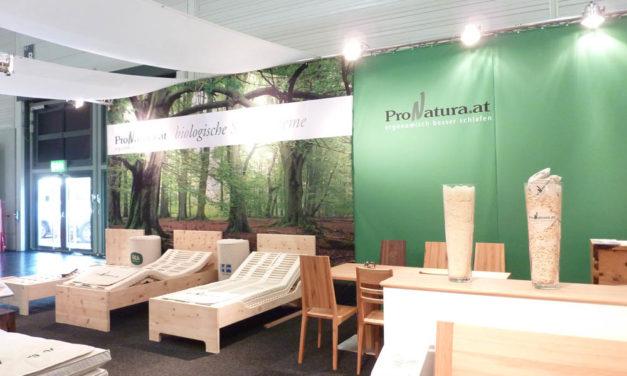 Möbelmesse in Köln – Teil 1: Pro Natura