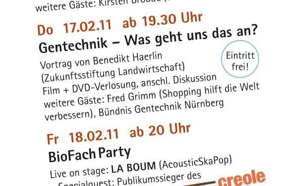 """bluepingu veranstaltet Biofach-Eventreihe für """"Nicht-Fachbesucher"""""""
