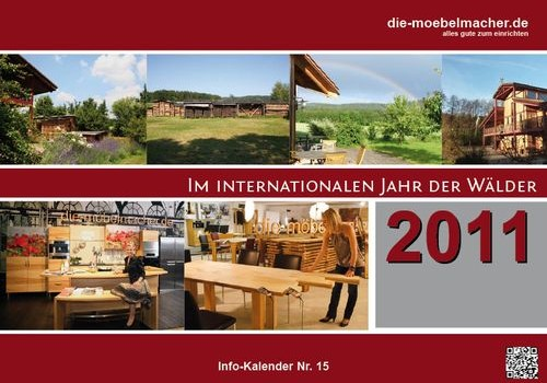 Nachhaltigkeit und Glaubwürdigkeit in der Werbung für Küchen und Möbel aus Massivholz
