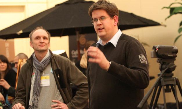 Bloggertreffen auf der Biofach 2011