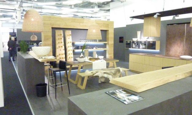 Küchentrends 2011: Die Küchenfachmesse in München wird immer attraktiver