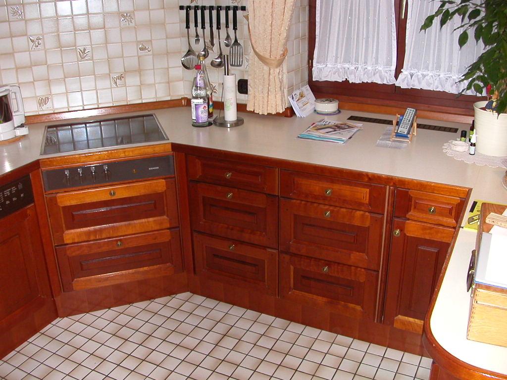nachhaltig einrichten: gebrauchte möbelmacherküche und übrige ... - Küche 3 Meter