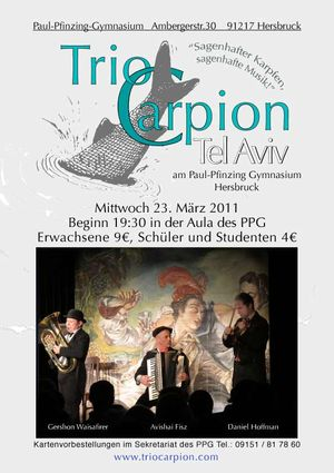 Carpion2011Plakat