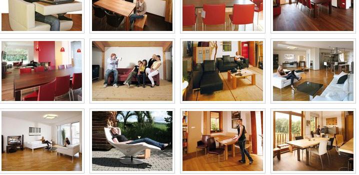 Sofas, Sessel und Stühle jetzt auch in Stoff