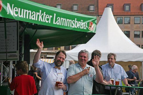 BIOerleben Nürnberg 2011 am kommenden Freitag und Samstag: Kochshows in der Möbelmacherküche und ein spannendes Programm rund um Bio und Genießen