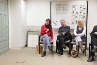 Erster Workshop zur Cittaslow mit Brigitta Stöber