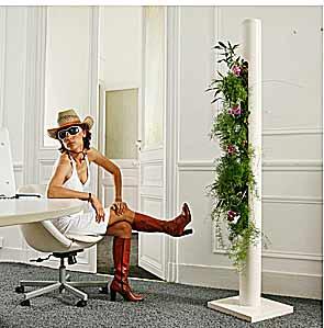 Möbelmesse 2012 – für jeden die richtige Höhe