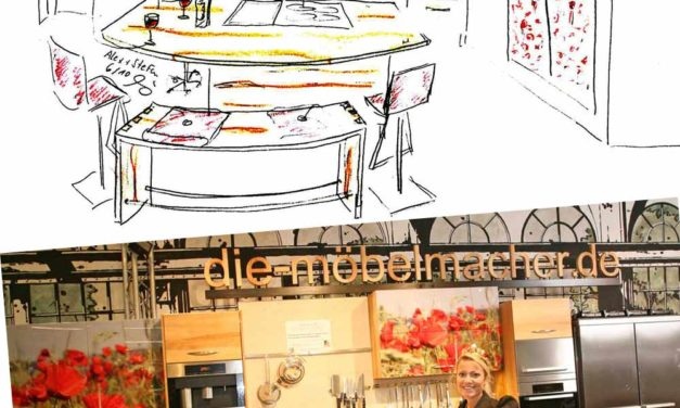 Weltmöbeltag oder Worldfurnitureday bei den Möbelmachern zum Thema Einzelanfertigung und Nachhaltigkeit