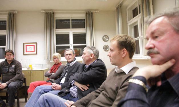 Treffen der Cittaslow-Freunde am 23.2.2012 im Hersbrucker Stadthaus