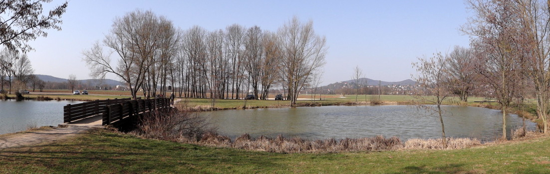 Sonntagfrüh am Happurger Baggersee