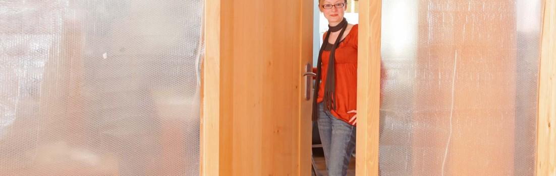 Warum nur geölte Oberflächen auf Massivholz ein Leben lang Freude machen