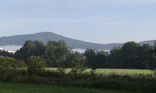 Sonntagmorgen in der Pegnitzaue bei Hersbruck