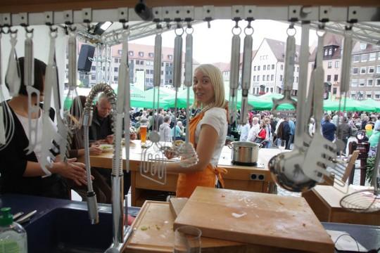 Newsletter Nr. 79: BIOerleben Fr. bis So. 20.- 22.6 in Nürnberg, Videoberichte der Werkstatt-Tage und iPult fürs iPad