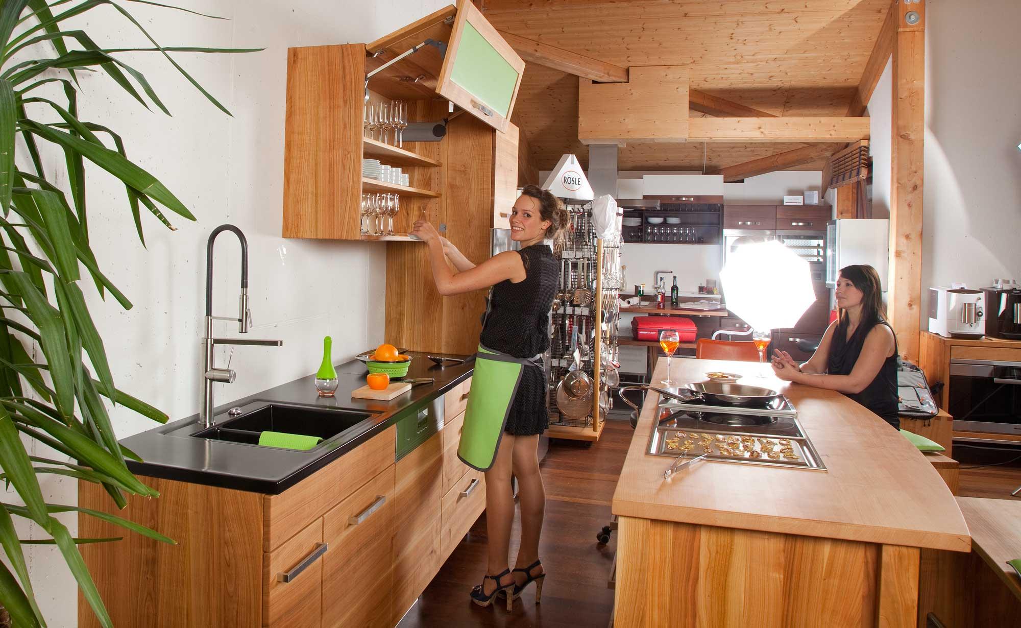 apfelrezepte für den tag der küche aus massivholz 2012 bei den