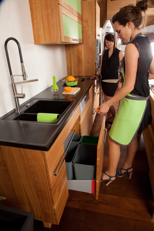 Die grüne Küche im Landspiegel - Das Nachhaltigkeitsblog der Möbelmacher
