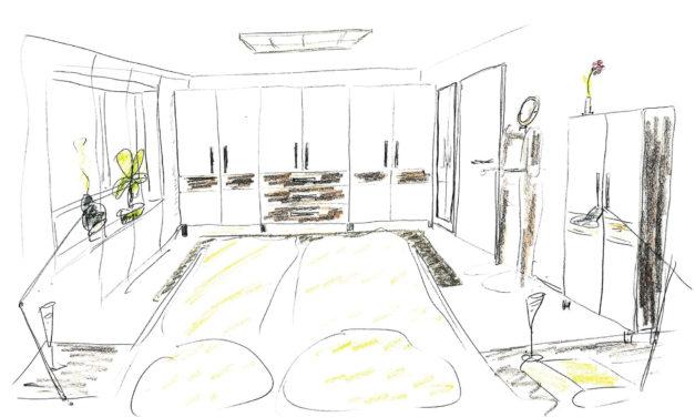 Suchen Kunden für ein ökologisches Schlafzimmer im ZDF