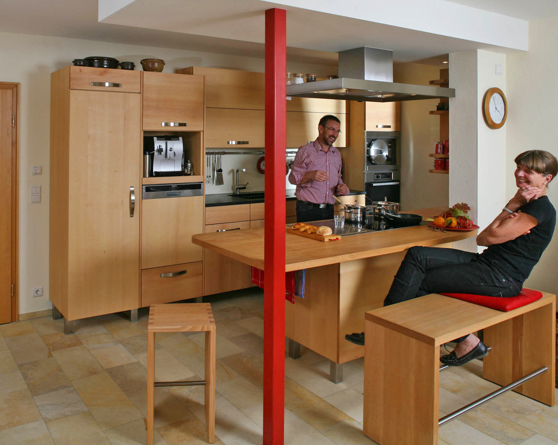 f r massivholzk che m ssen w nde weichen das nachhaltigkeitsblog der m belmacher. Black Bedroom Furniture Sets. Home Design Ideas