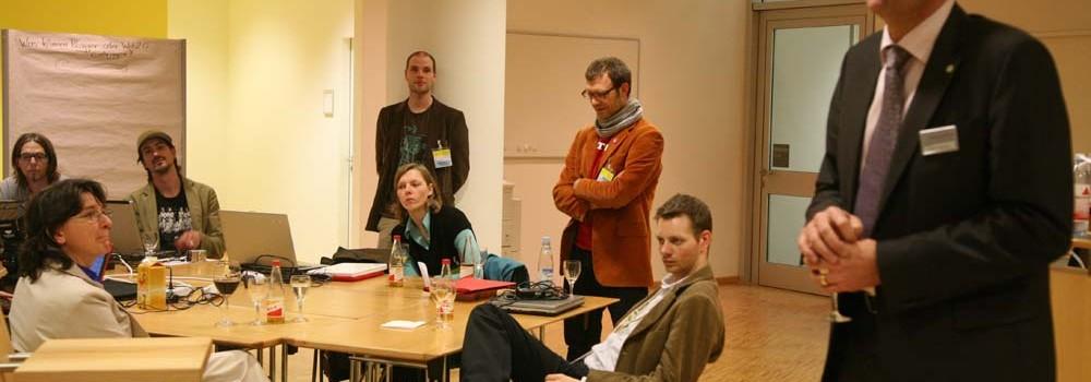 Bloggertreffen 2013 auf der Biofach