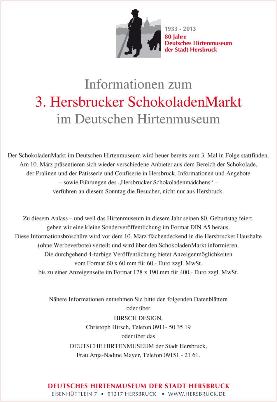 Schokomarkt Im Hersbrucker Hirtenmuseum Susse Unterstutzung Fur Unsere Heimat Das Nachhaltigkeitsblog Der Mobelmacher