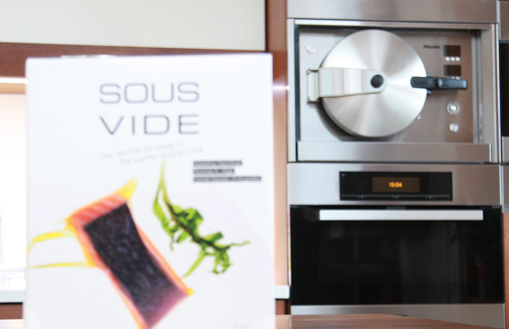 m belmesse 2013 teil 5 sous vide garen im druckdampfgarer das nachhaltigkeitsblog der. Black Bedroom Furniture Sets. Home Design Ideas