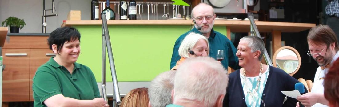 BIOerleben 2013 am Nürnberger Hauptmarkt am Freitag, den 19.Juli 2013 mit Andreé Köthe im Video