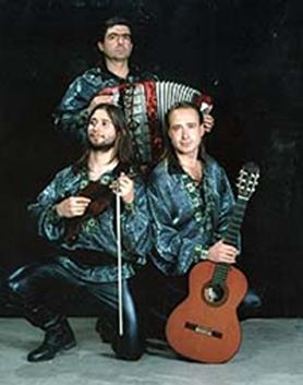 Trio Talisman am Samstag, den 21.09. im KiCK