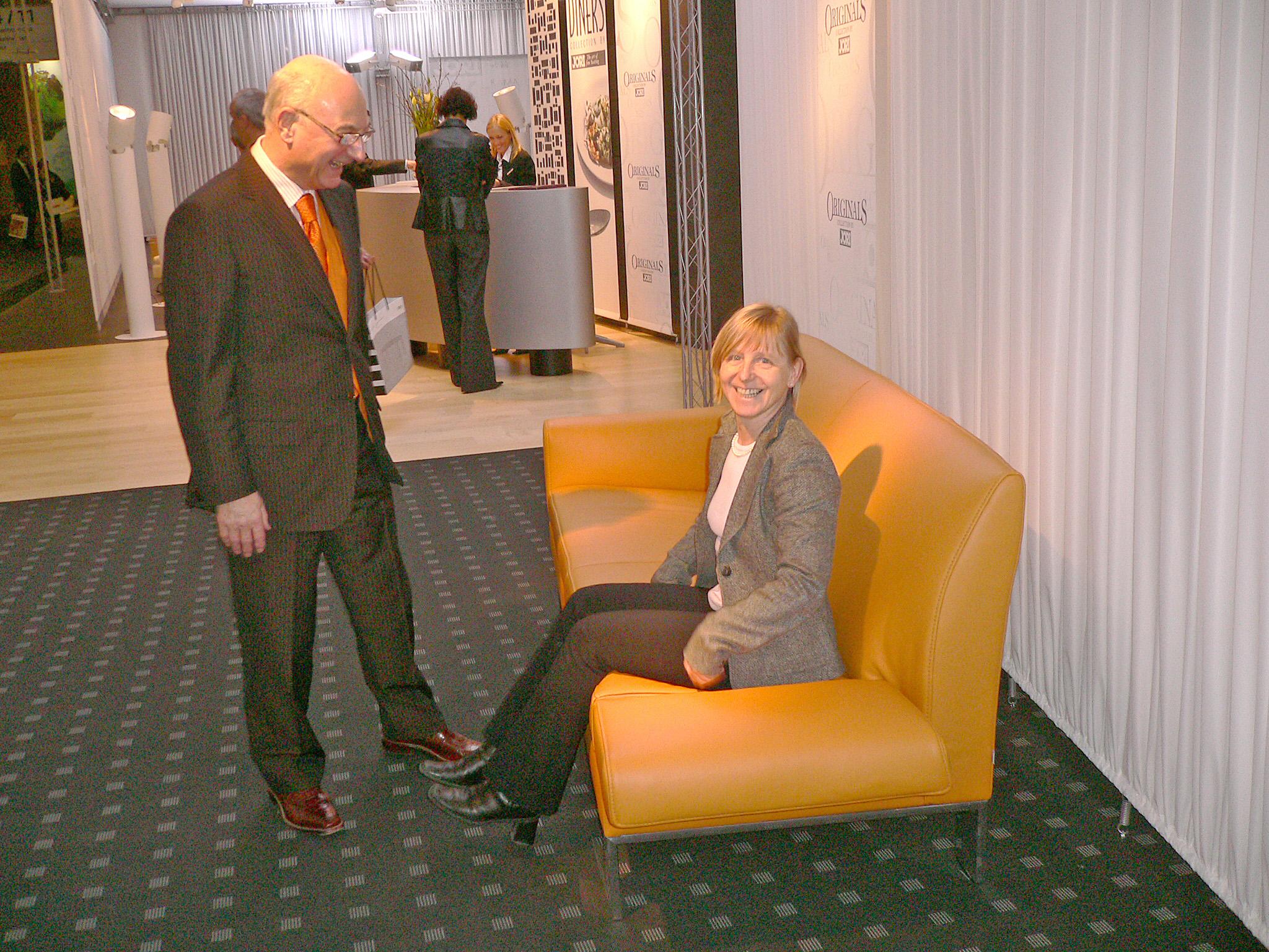 Besuch bei Jori in Belgien - Das Nachhaltigkeitsblog der Möbelmacher