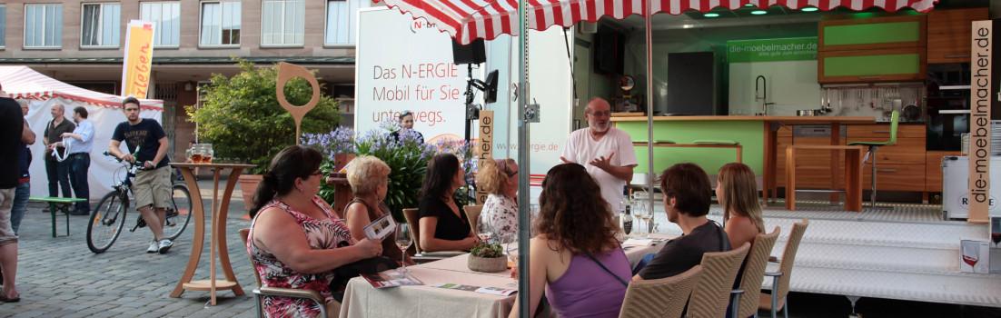 BIOerleben 2014 in Nürnberg am Samstag