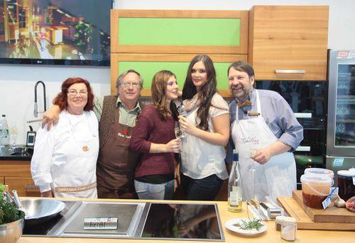 Slow Food – Cittaslow Begegnungsfrühstück am 27.Sep. 2014 beim ersten Cittaslow-Tag Hersbruck