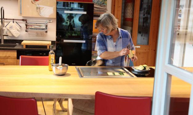 Die Erdbeerküche unserer neuen Sous Vide Foodbloggerin Elke Böhner