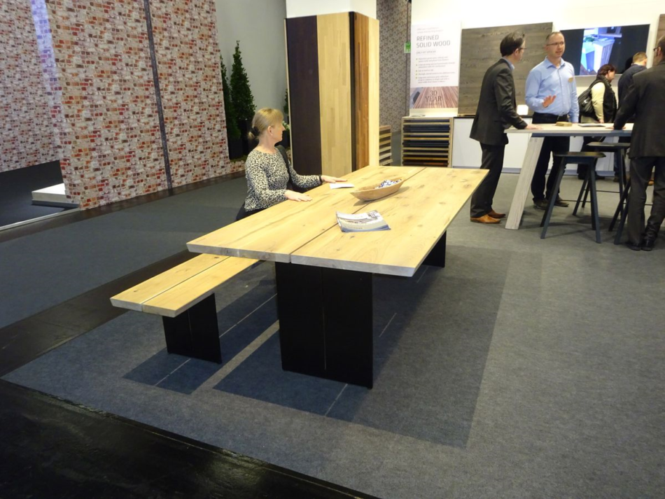 Die IMM 2015 Cologne oder einfach die Möbelmesse in Köln Teil 1 ...