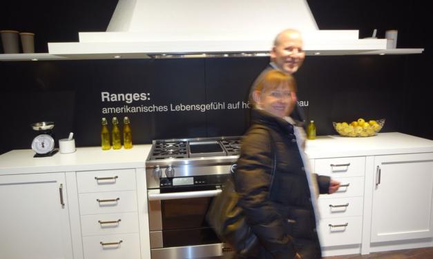 IMM 2015 Cologne oder die Möbelmesse in Köln Teil 3: Der neue Miele Dampfgarer mit Mikrowelle