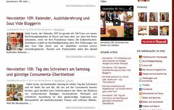 """""""Content-Marketing und Corporate Blogs 2015″ – 10 Jahre Nachhaltigkeitsblog"""